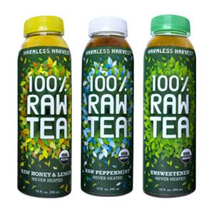Harmless Harvest 100% Raw Tea