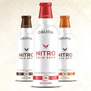 Califia Farms Nitro Cold Brew Lattes