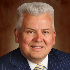 Larry Young, CEO, Dr Pepper Snapple Group