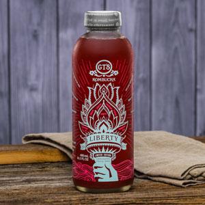 GT's Kombucha 2017 Seasonal Flavors