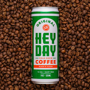 HEYDAY Cold-Brewed Coffee