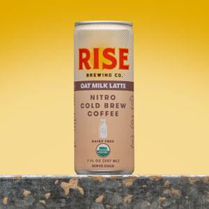 RISE Brewing Co. Oat Milk Lattes