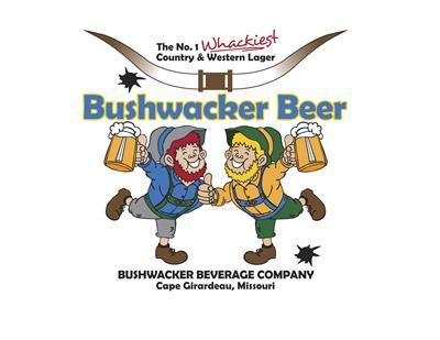 Bushwacker Lager Beer