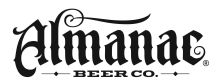 Marketing & Events Coordinator / Brand Ambassador - Almanac Beer Co
