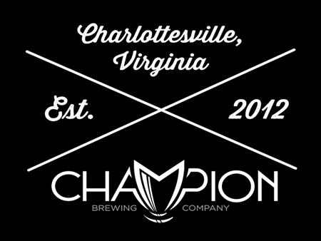 North Carolina Market Manager - Champion Brewing Company