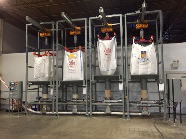 Super Sack And Grain Handling Equipment Bevnet Com