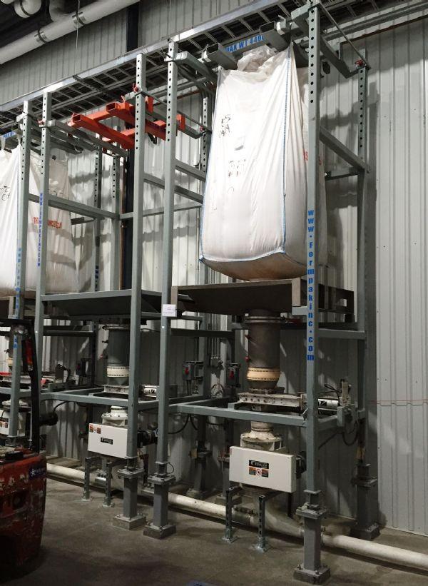 Super Sack And Grain Handling Equipment Brewbound Com