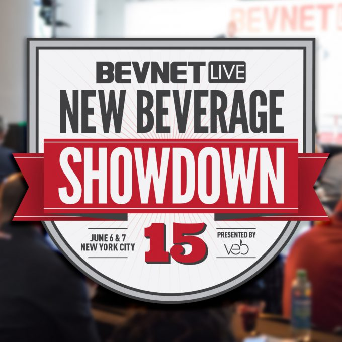 New Beverage Showdown 15 Application Now Open; Apply to Pitch Your Beverage at BevNET Live