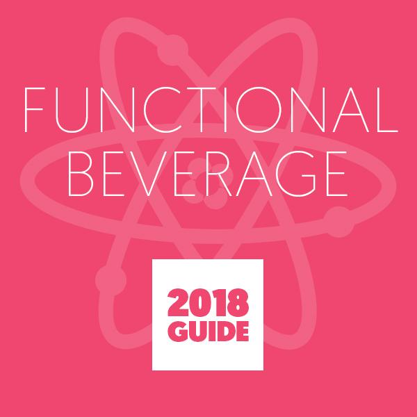 View BevNET's 2018 Functional Beverage Guide