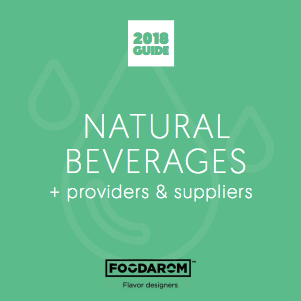 View BevNET's 2018 Natural Beverage Guide