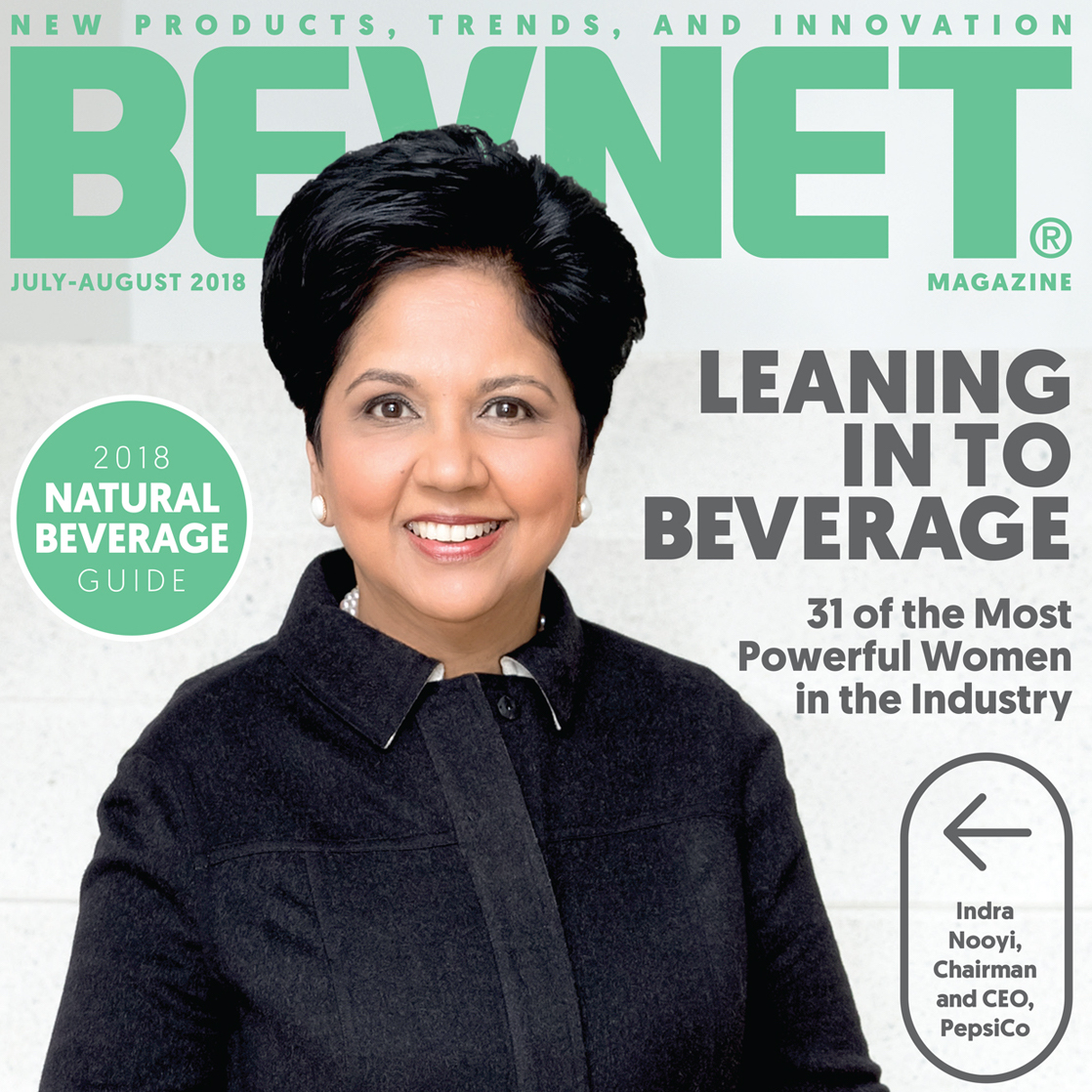 View the Latest Edition of BevNET Magazine Online for Free