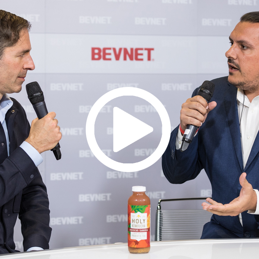 Watch: Holy Kombucha Interview from BevNET Live in NYC