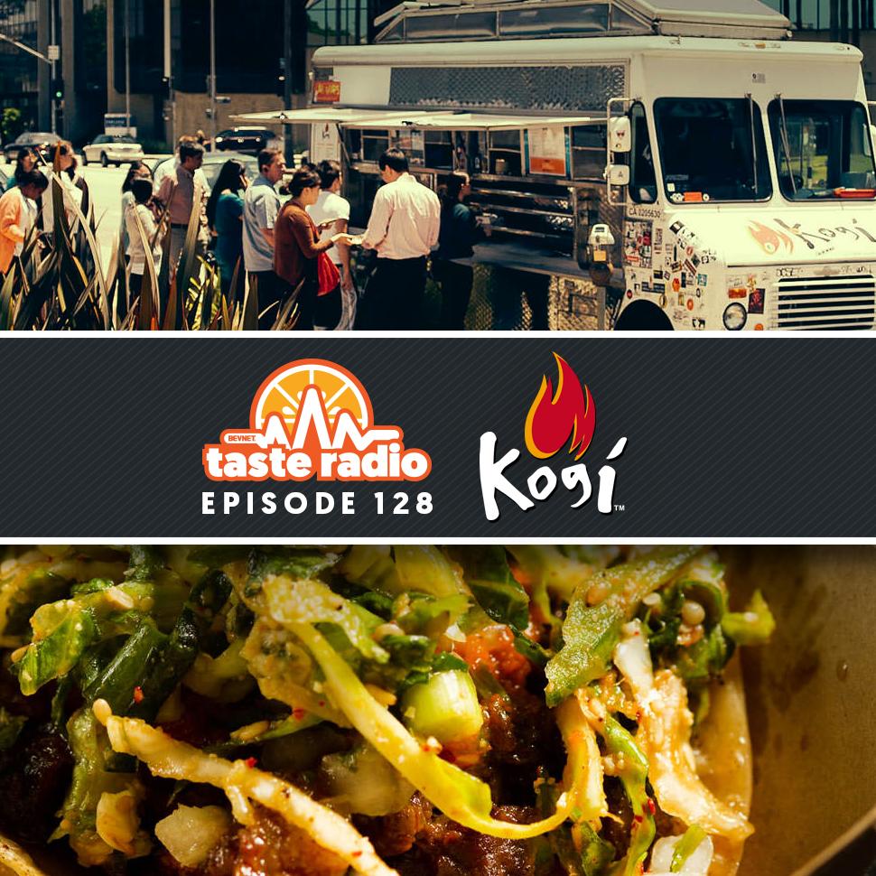 Kogi BBQ Mastermind & Crowdfunding Extraordinaire on Taste Radio
