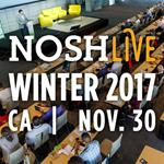 NOSH Live Winter 2017: Limited Discounted Rooms Available