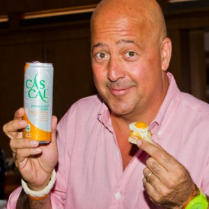 Zimmern with CASCAL and a coque-madame with fried quail egg.