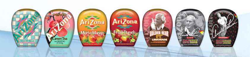AriZona Launches Water Enhancers With Familiar Flavors - BevNET.com