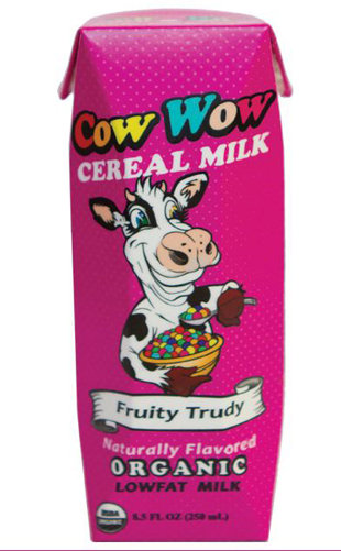 Cow Wow Cereal Milk Lands National Distribution in Kroger Stores ...