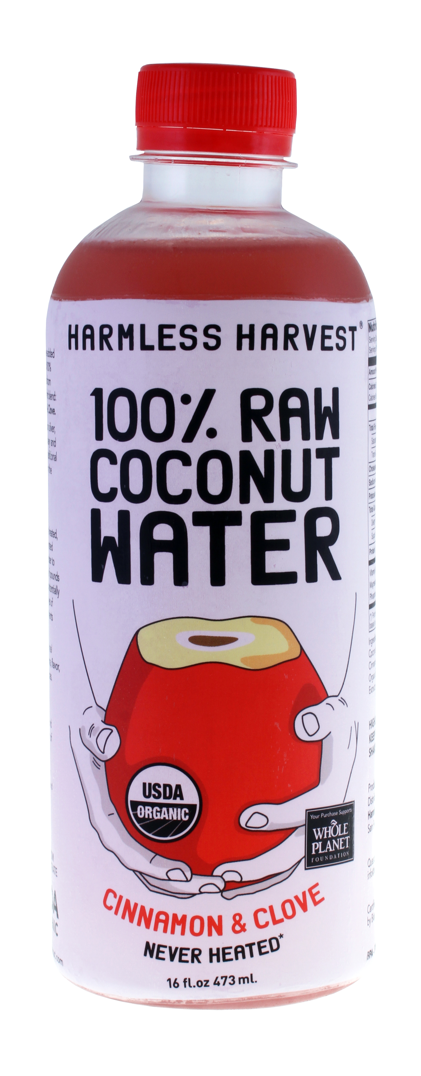 Harmless Harvest Launches 100% Raw Coconut Water with ...