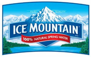 Image result for ice mountain hydration station