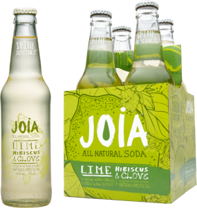 Joia All Natural Soda Now Available At Select Caribou