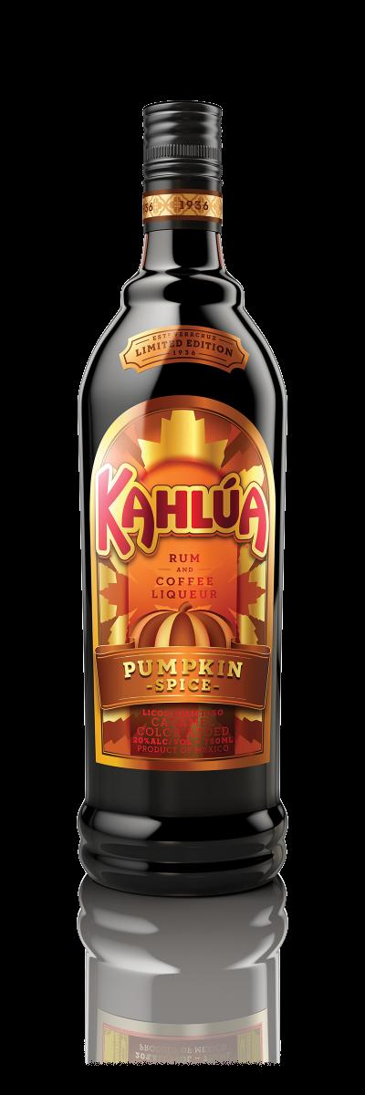 ... Serves Up Autumn In A Glass With New Kahlua Pumpkin Spice - BevNET.com