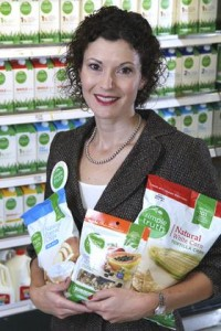 Mary Ellen Adcock, Kroger's VP of Natural Foods