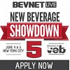 New Beverage Showdown 5 at BevNET Live Summer 13 – APPLY TODAY!