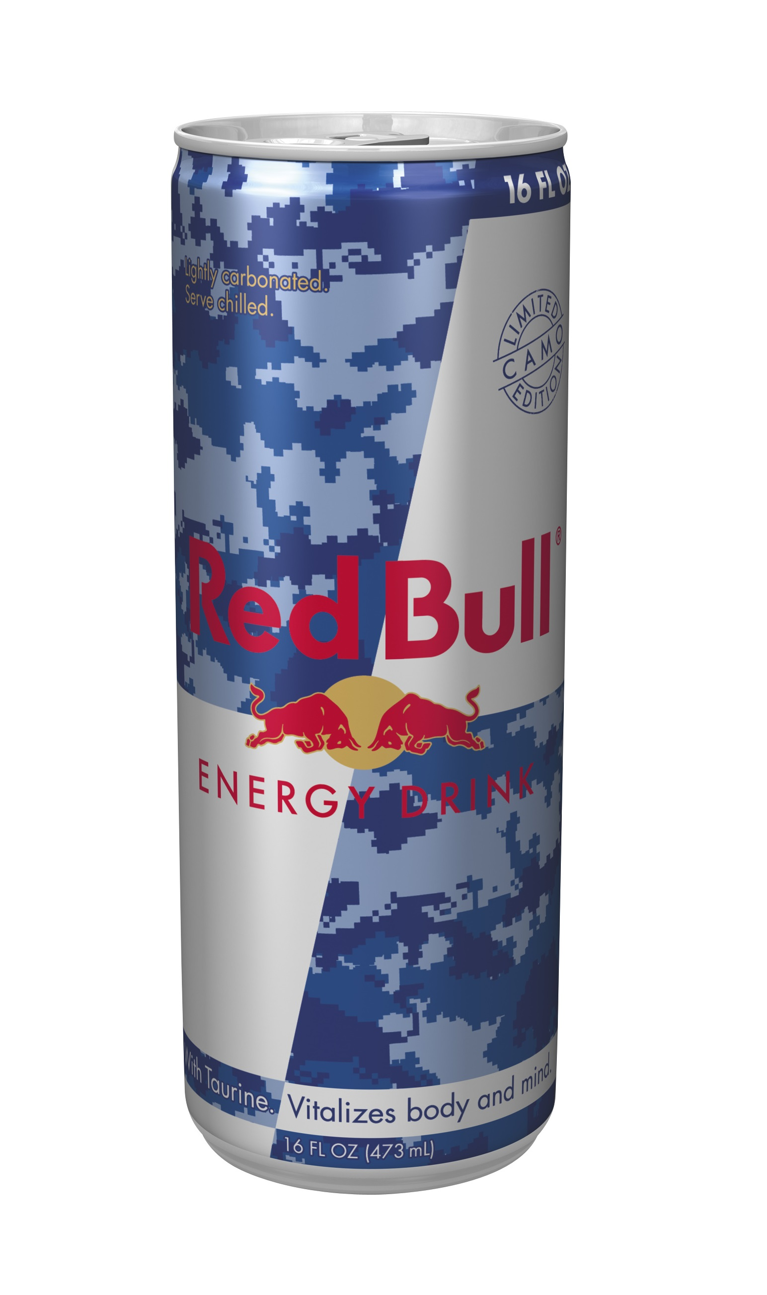 red bull to launch limited edition camouflage cans. Black Bedroom Furniture Sets. Home Design Ideas