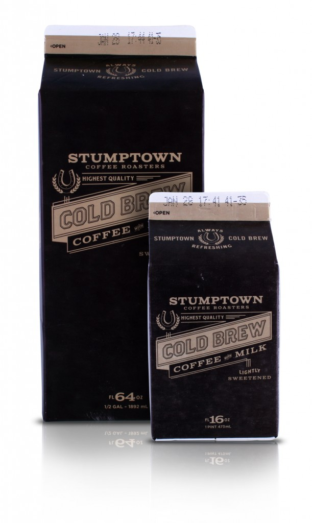 Stumptown Gives Dairy Aisle Cold Brew Boost Bevnet Com