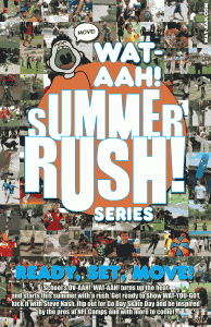 WAT-AAH!SummerRush