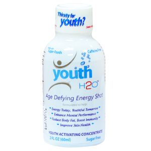 youthH2O bottle
