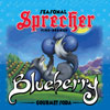 Review: Sprecher Blueberry Soda