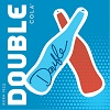 double-cola-magnet-blue-logo