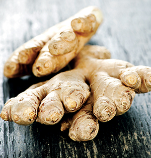 The Trouble With Ginger: What Makes Flavor Combinations Work