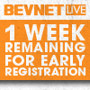 1 Week Remains for BevNET Live Early Registration