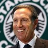 Howard Schultz is a Powerful Man, We Hear…