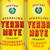 Review: Guayaki Sparkling Yerba Mate (Additional Flavors Reviewed)