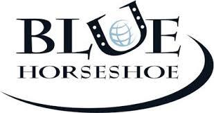 Blue Horseshoe