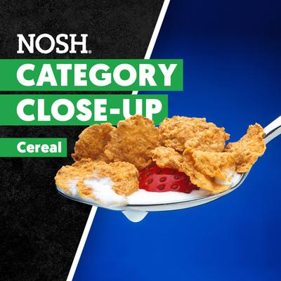 Category Close-Up: Product Showcase - Cereal