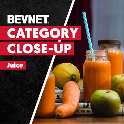 Category Close-Up: Expert Analysis - Juice