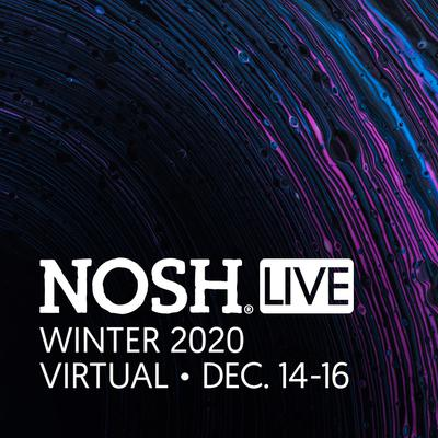 NOSH Live Winter 2020 - Day 1