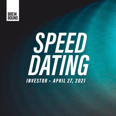 Brewbound Investor Speed Dating