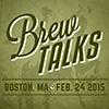 Brew Talks Boston 2015