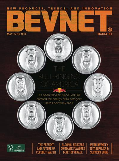 BevNET Magazine current issue