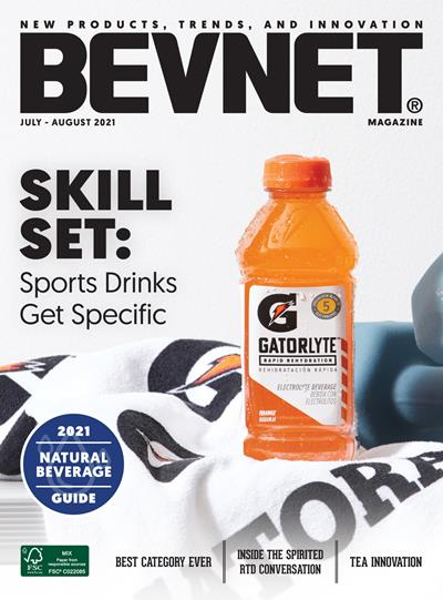 BevNET Magazine current issue