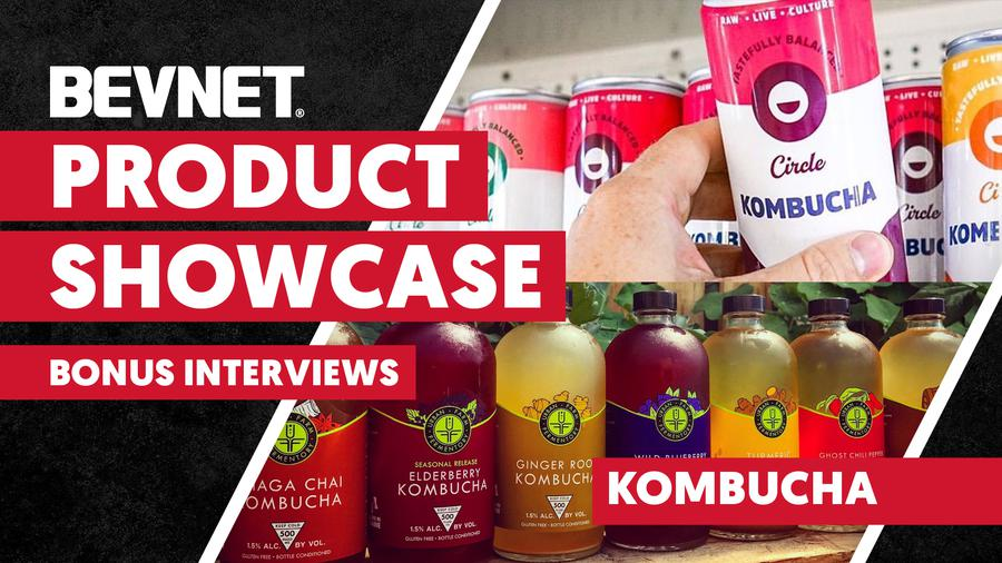 Category Close-Up: Kombucha & Probiotics - Product Showcase Bonus Interviews