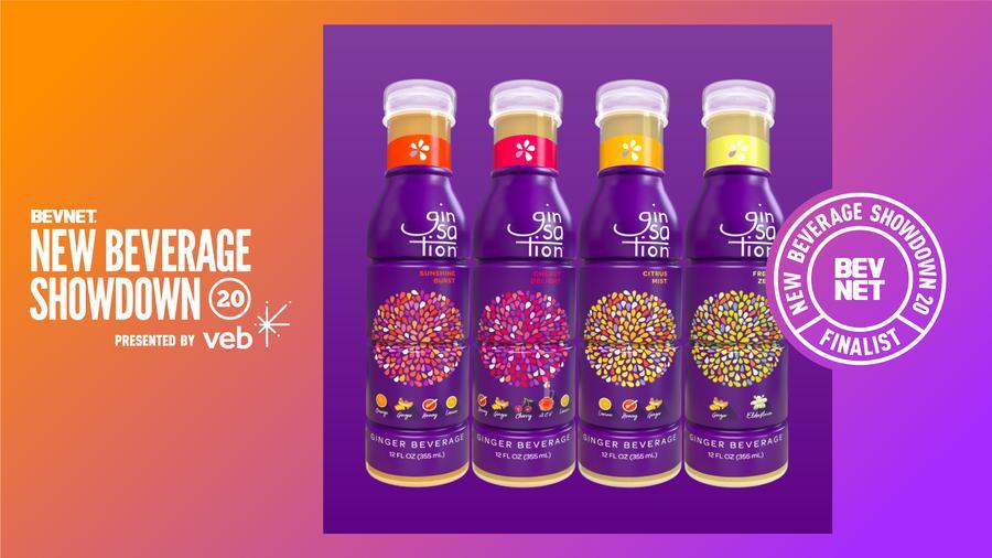 New Beverage Showdown 20 Finals - Ginsation