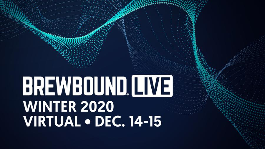 Brewbound Live Winter 2020 - Virtual Toast to Close 2020