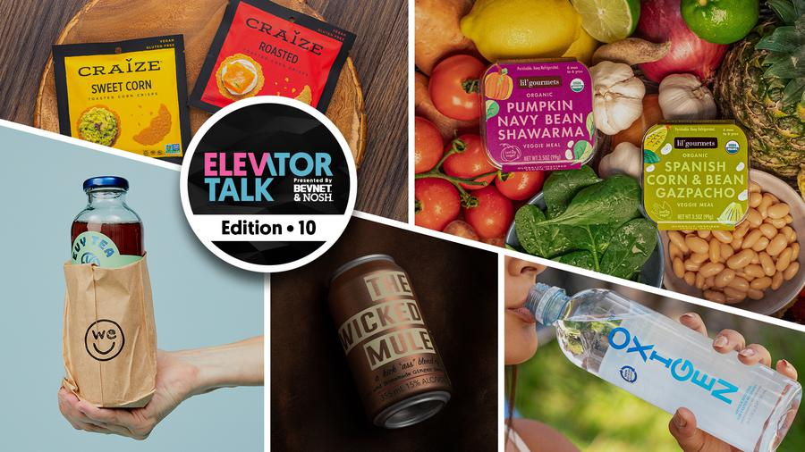 Elevator Talk Ep. 10: 503 Distilling, DiNoci, Oxigen, Evy Tea