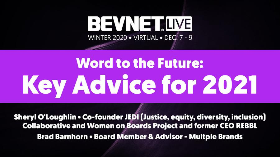 Word to the Future: Advice for 2021 Part 2